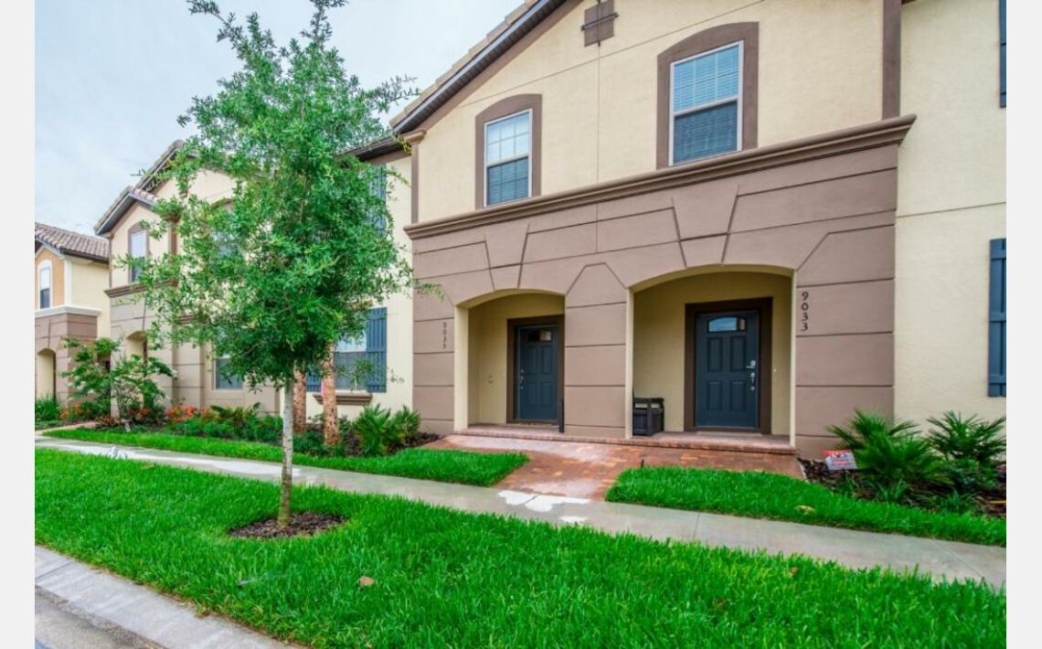Photos of Rhodes Townhome #231054 Townhouse. Kissimmee, 34747, United States of America